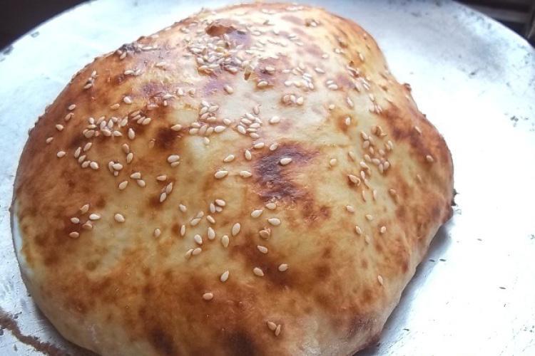 خبز الخمير الإماراتي