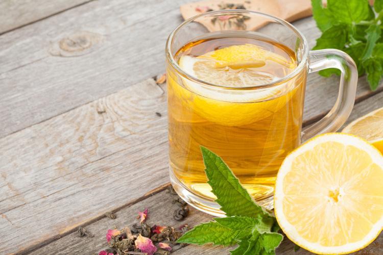 شراب الليمون الساخن