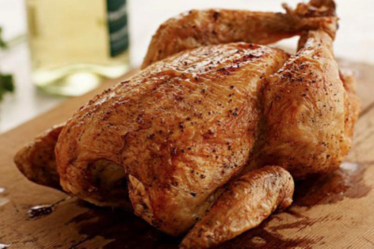 طريقة تحضير دجاج على البخار
