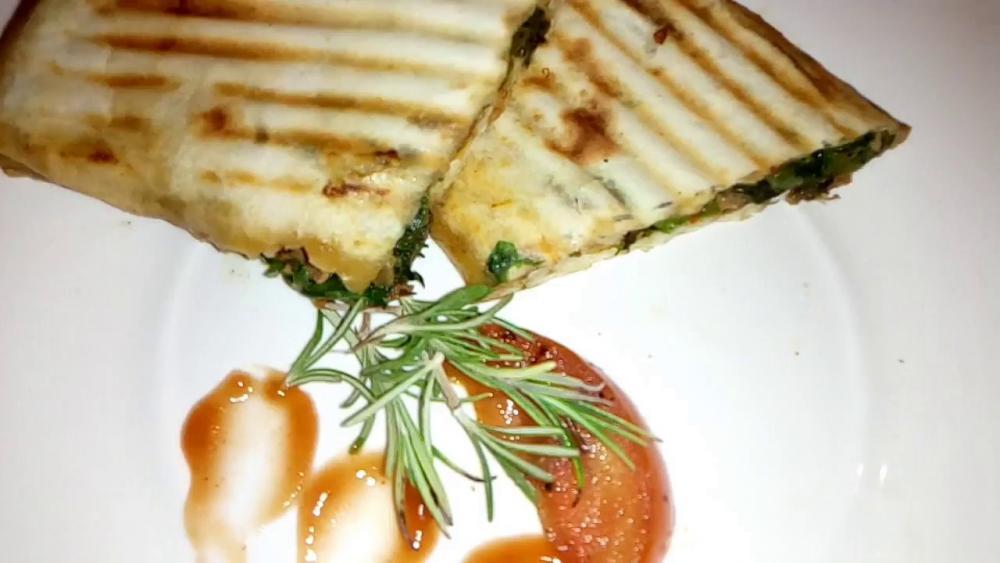 شاورما نباتية بدون لحم