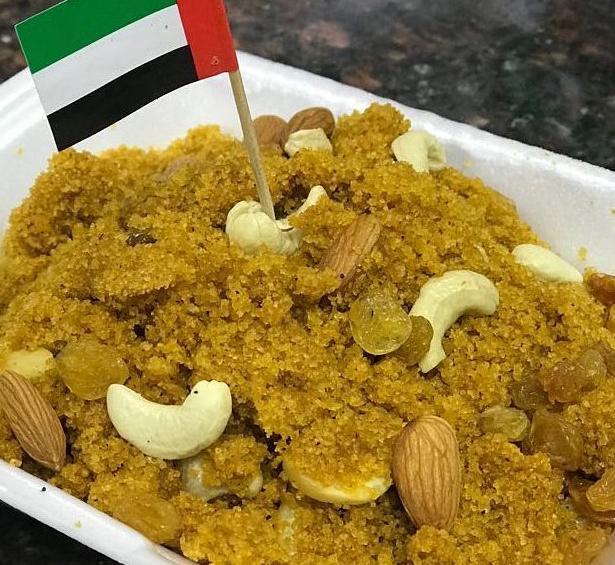 طريقة عمل الخبيصة الإماراتية التقليدية