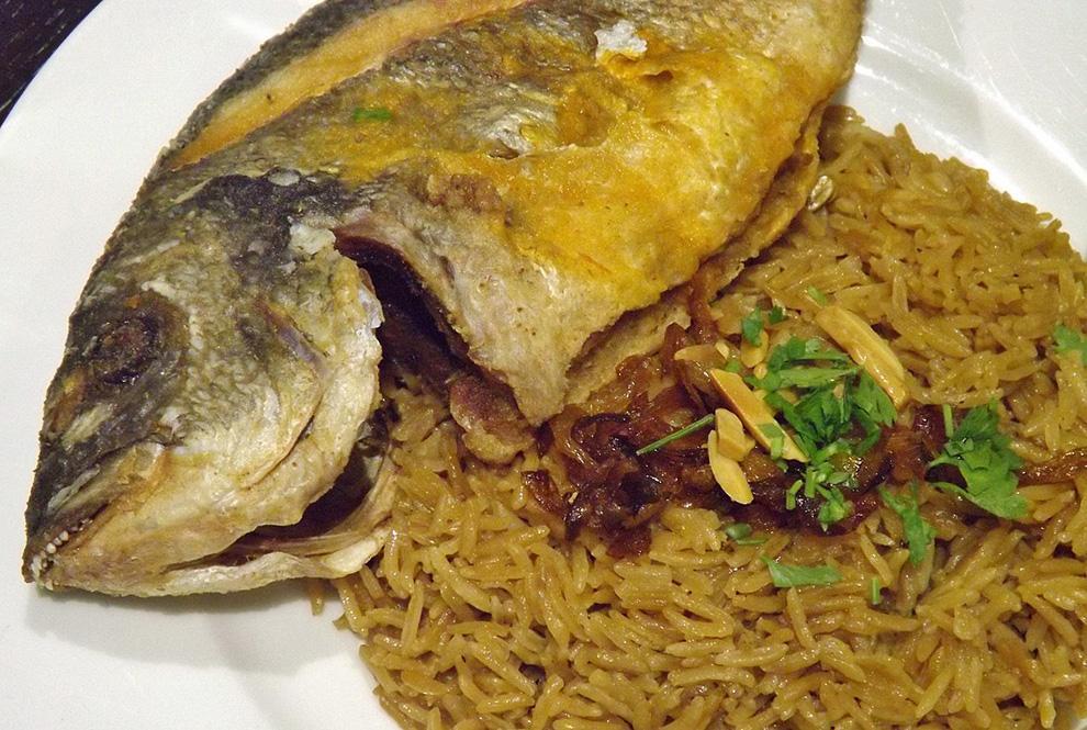 طريقة عمل صيادية السمك السعودية