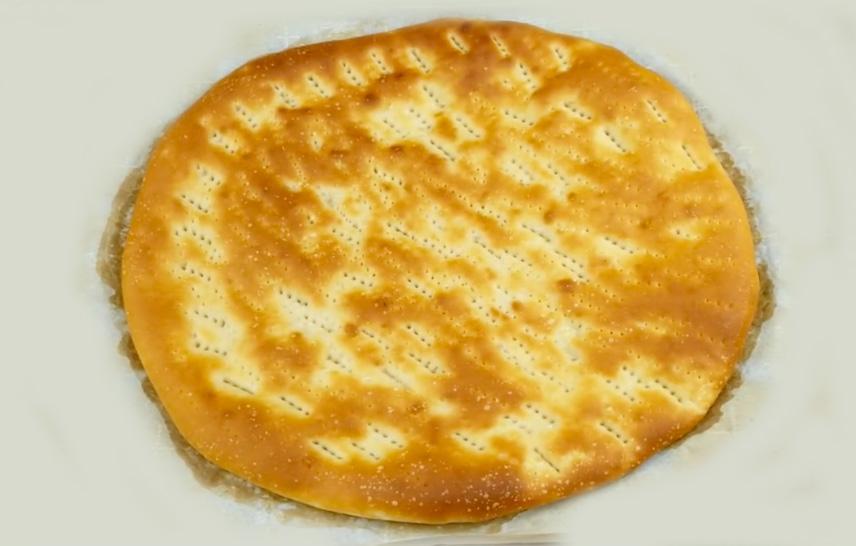 طريقة عمل الخبز الأفغاني