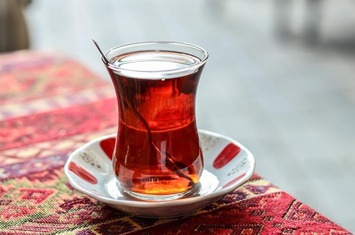 طريقة عمل الشاي التركي الأصلي