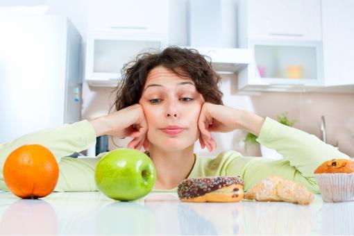 تجنبي هوس الحميات الغذائية