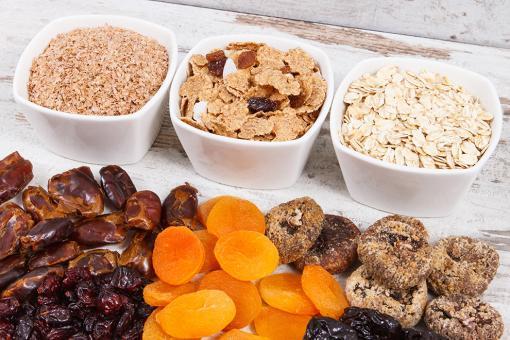 أفضل الأطعمة الغنية بالألياف الغذائية