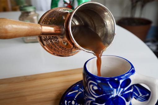 أنواع القهوة العربية