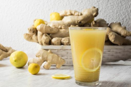 عصير الزنجبيل