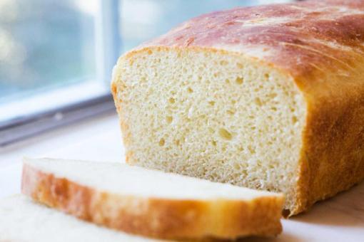 خبز التوست في البيت
