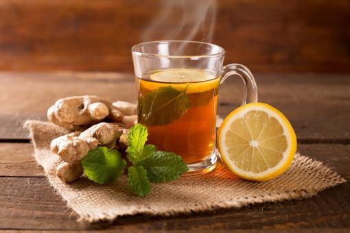مشروب الزنجبيل مع العسل