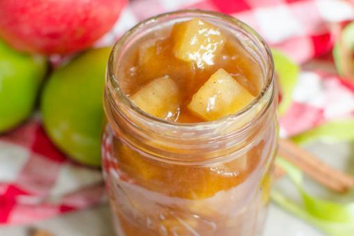 طريقة عمل التفاح بالسيرو