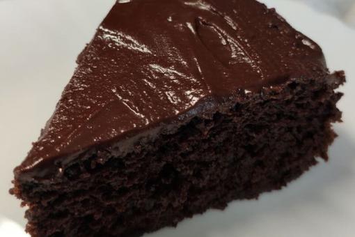 كيكة الشوكولاته سهلة وسريعة