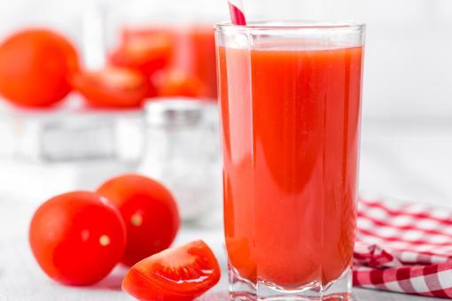 طريقة عمل عصير الطماطم