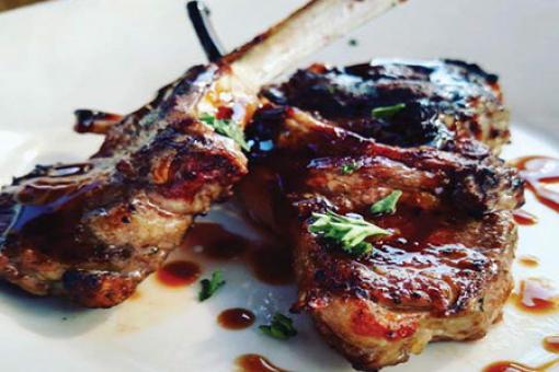 ريش اللحم بصوص الديمي جلاس