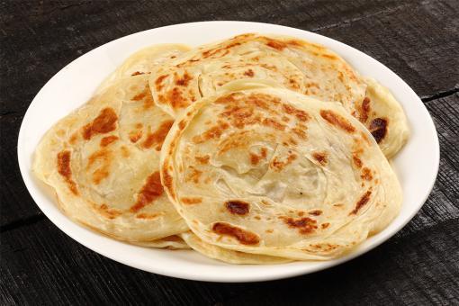 طريقة عمل خبز براتا الهندي