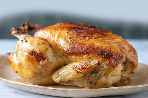 دجاج شواية بالفرن المنزلي