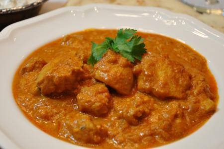 دجاج ماسالا على الطريقة الهندية