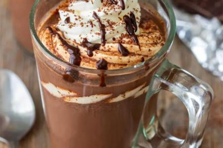 نوتيلا الشوكولاته الساخنة - هوت شوكليت