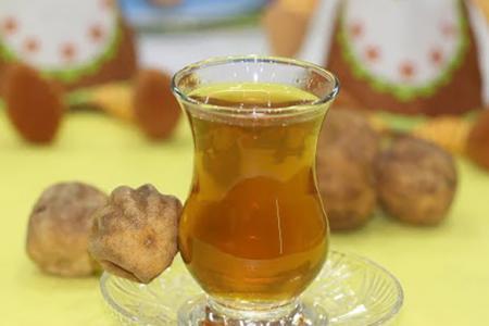 شاي الليمون الأسود اللومي