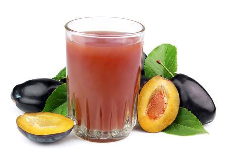 عصير البرقوق