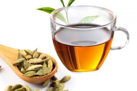 طريقة عمل شاي الحبهان