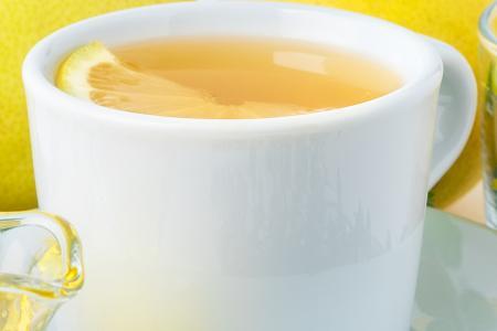 طريقة عمل شاي البرتقال والزنجبيل