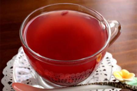 طريقة عمل شاي الرمان