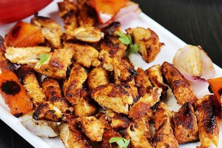 وصفة شاورما الدجاج