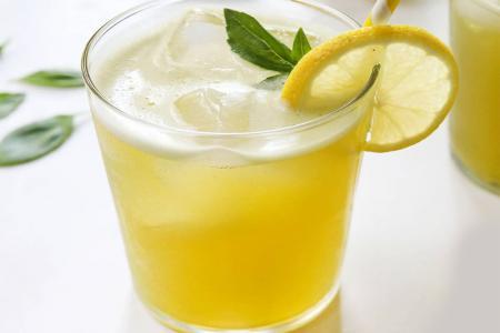طريقة عمل عصير الليمون