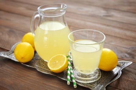 عصير الليمون المركز